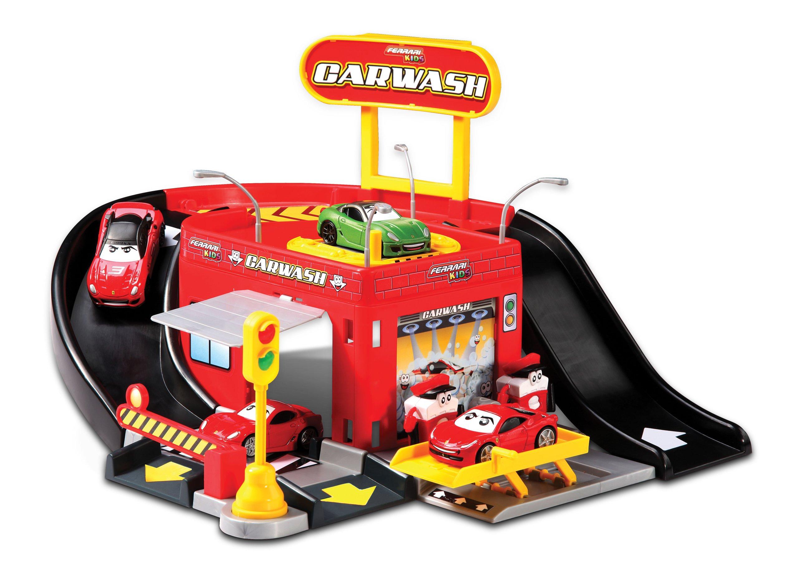 Ferrari Kids Автомойка 18-31281 Bburago KRK