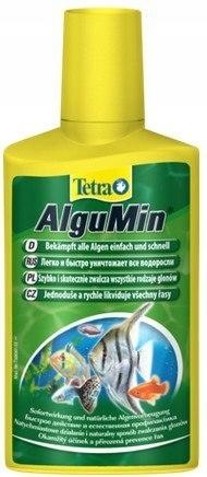 Tetra AlguMin - środek do zwalczania glonów 100ml
