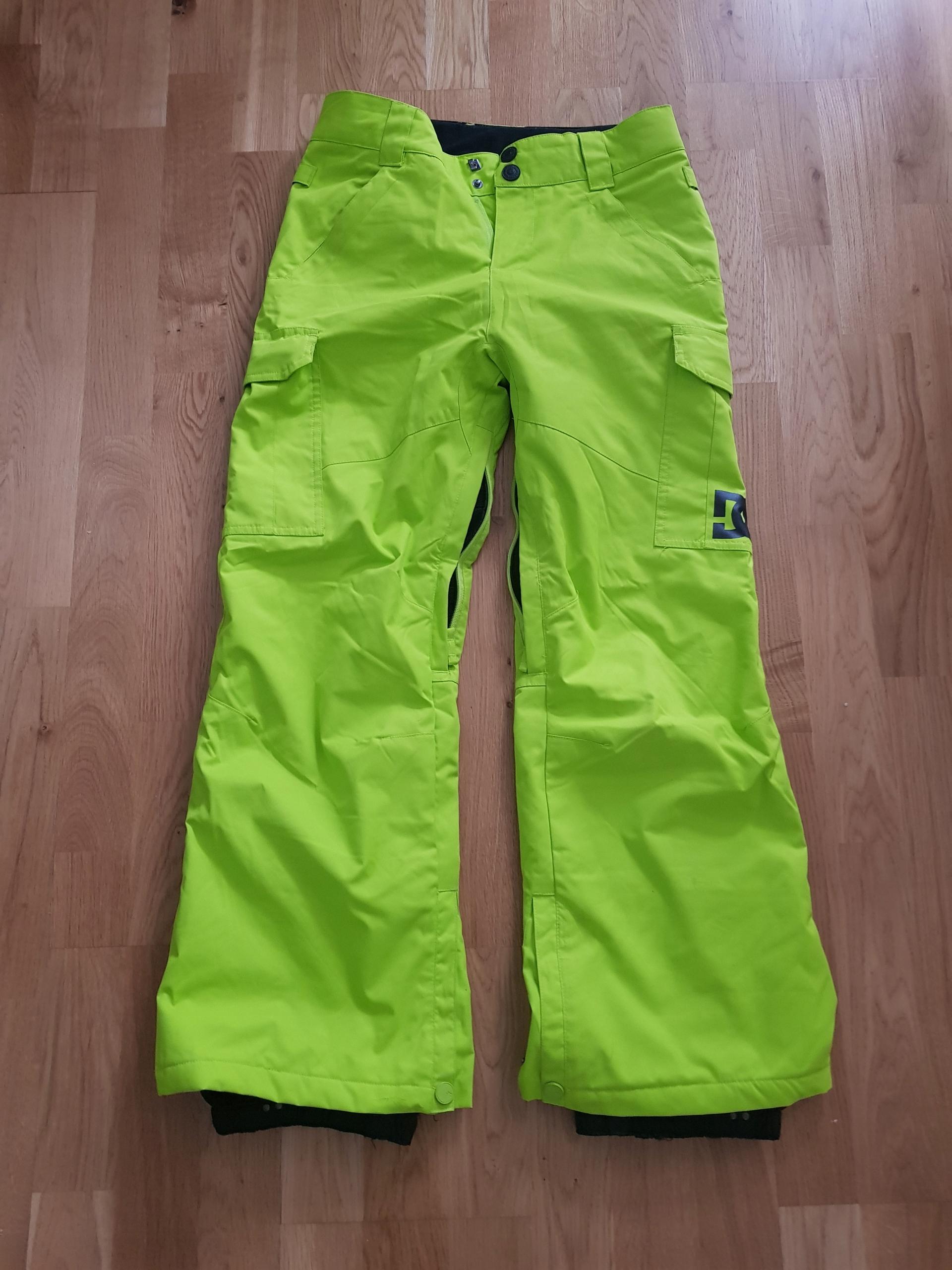 Spodnie dziecięce DC Snowboard Nart r.155 cm 7729381335