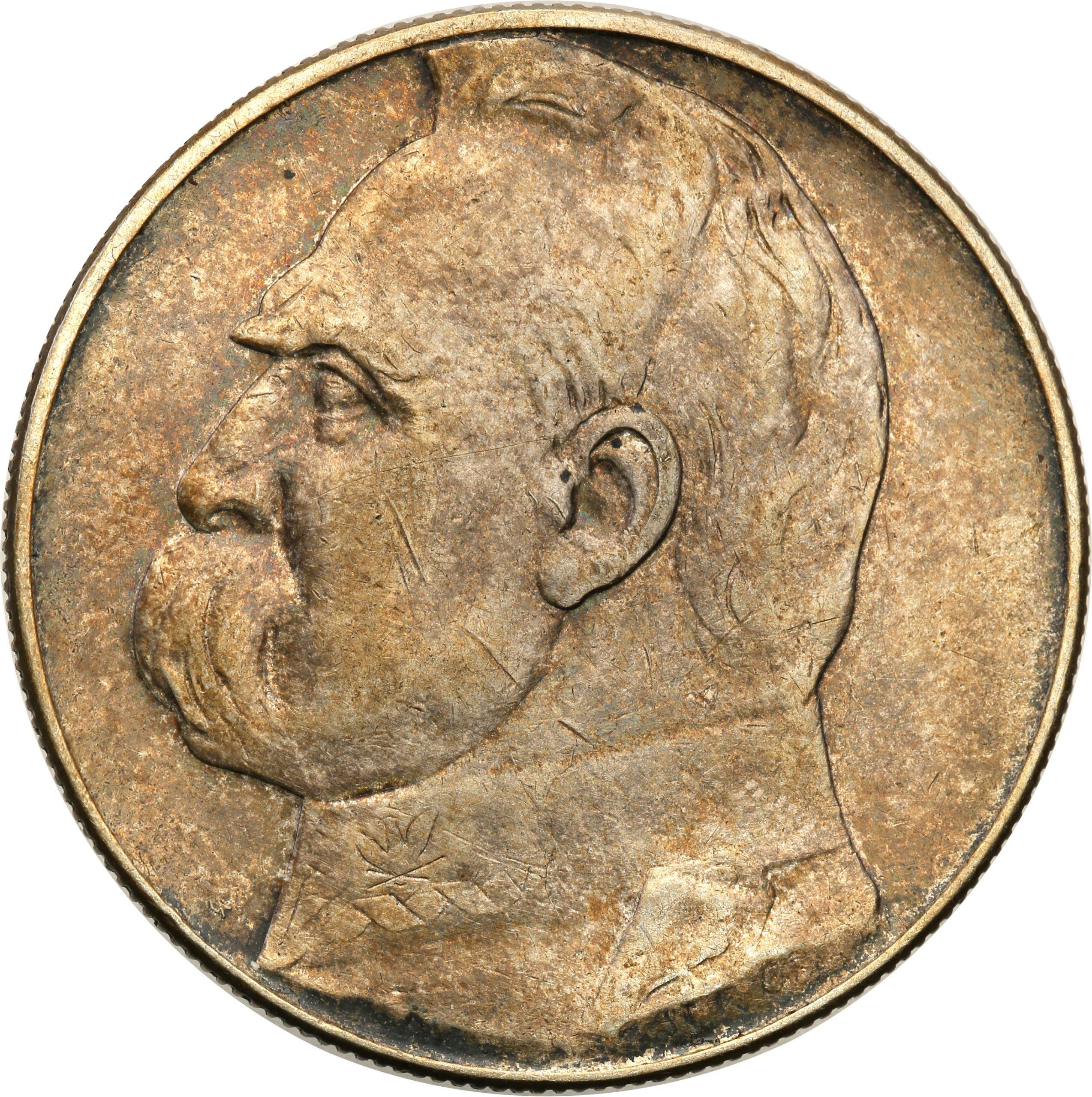 II RP 10 złotych 1934 Piłsudski st.1-