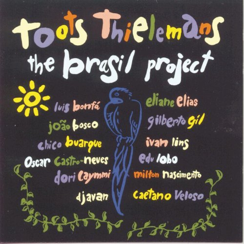 CD Thielemans, Toots - Brasil Project