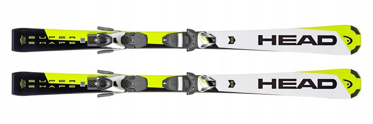 Narty zjazdowe Head Supershape SLR II 130 SLR 4.5