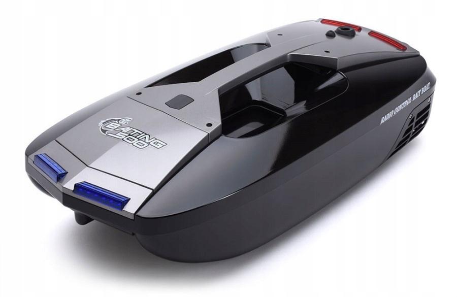 Łódka zanętowa BAITING500 2.4GHz RTR - SZARY