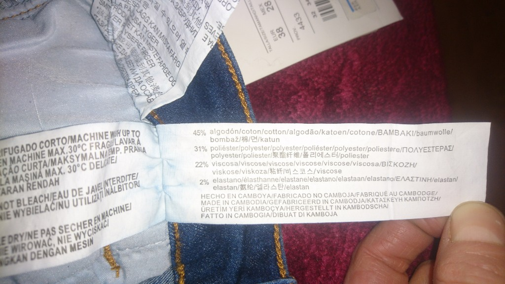 434daef9 Jeansy PUSH UP Pull&Bear M 38