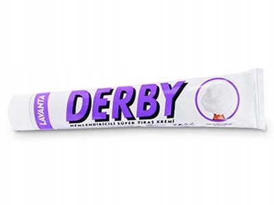 Derby krem do golenia Lawenda 100g