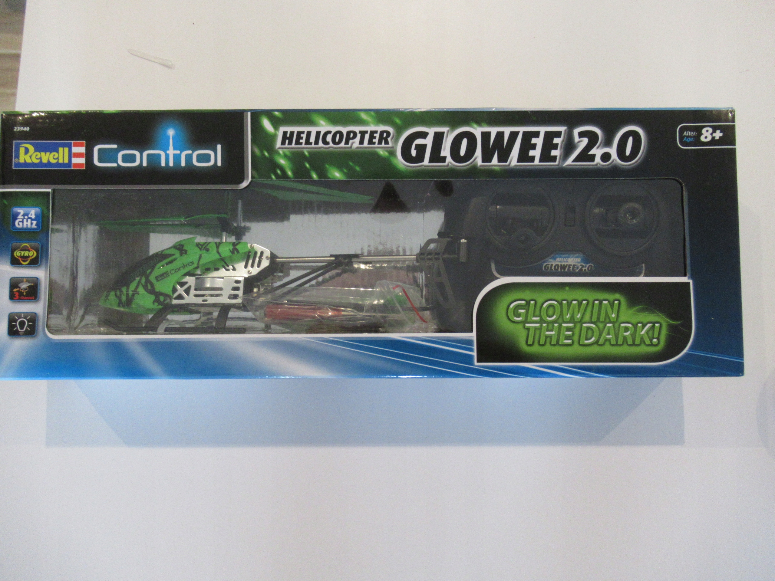 Revell 23940 Helicopter Glowee 2.0 Ferngesteuertes