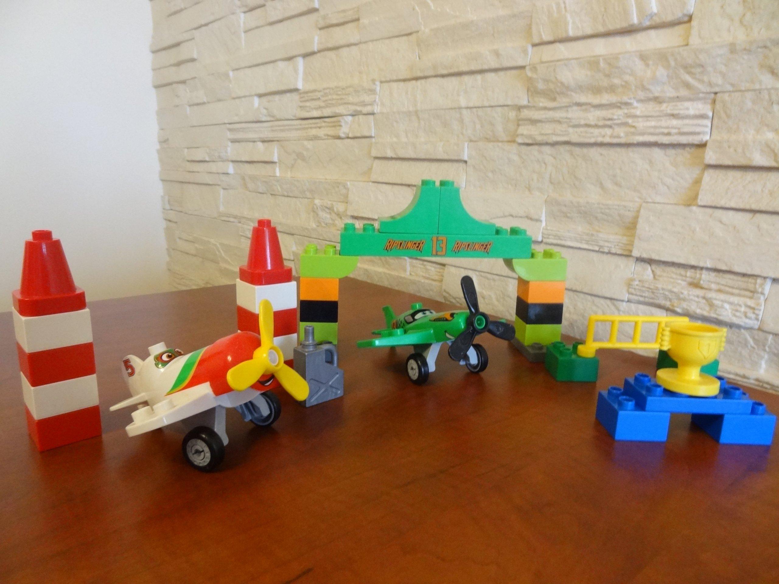 Zestaw Klocki Lego Duplo Planes Samoloty 7191361535 Oficjalne