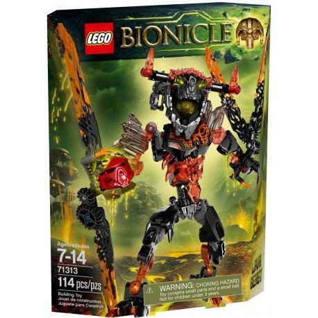 Lego Bionicle 71313 Lawowa Bestia Unikat 6968290655