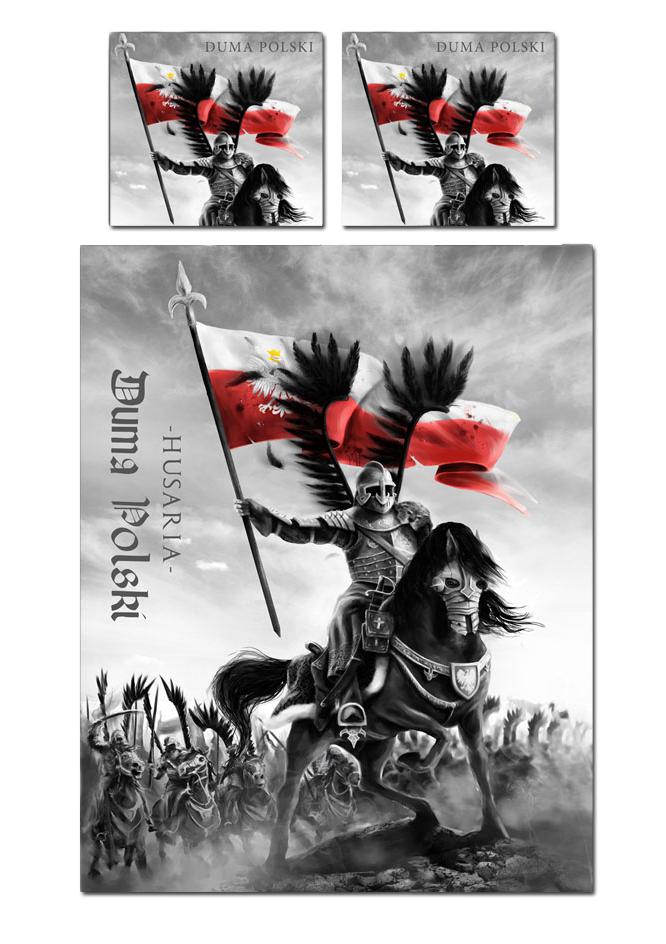 Pościel Patriotyczna Husaria Polska Produkcja 7009644558