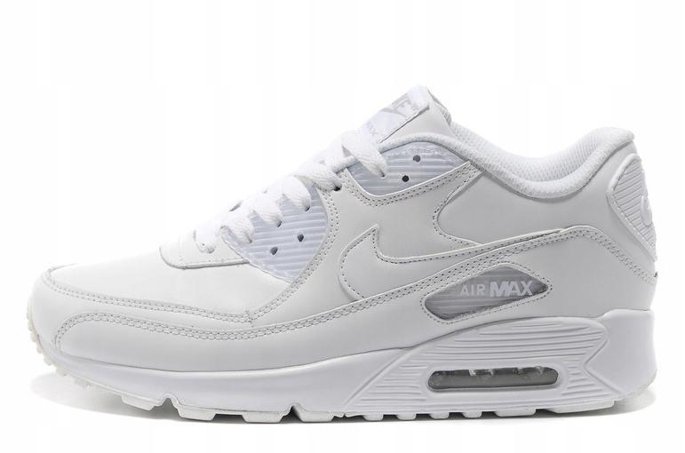 Buty Nike Air Max 90 Białe męskie r. 44,5