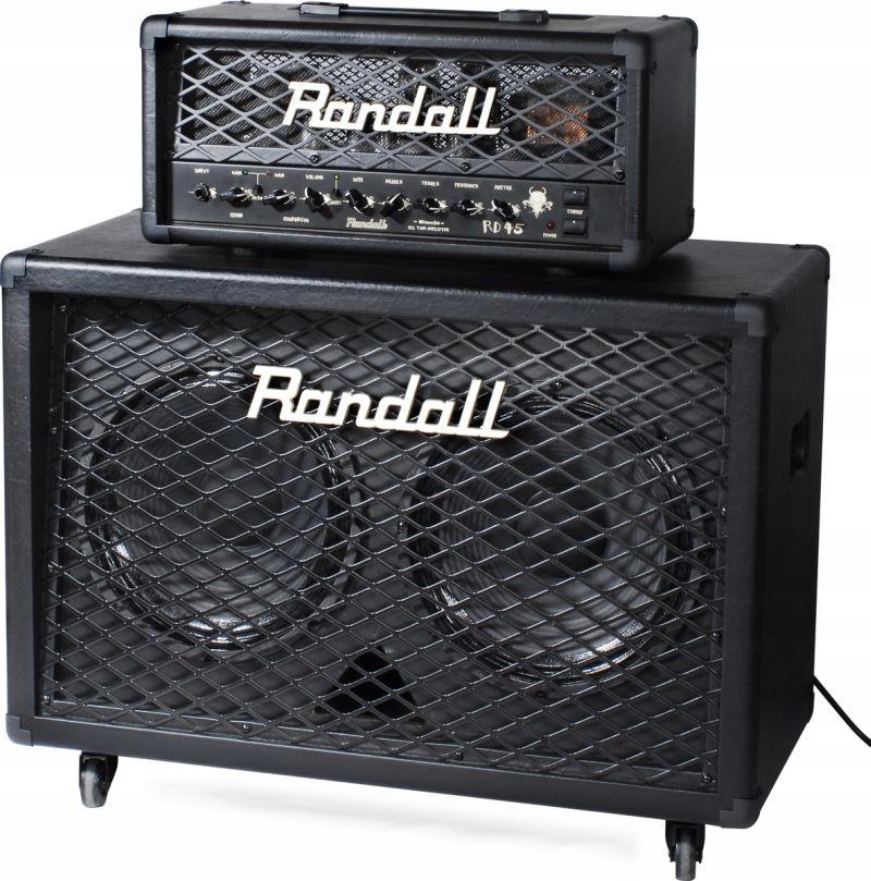 "RANDALL RD212 V30 kolumna gitarowa 2x12"""