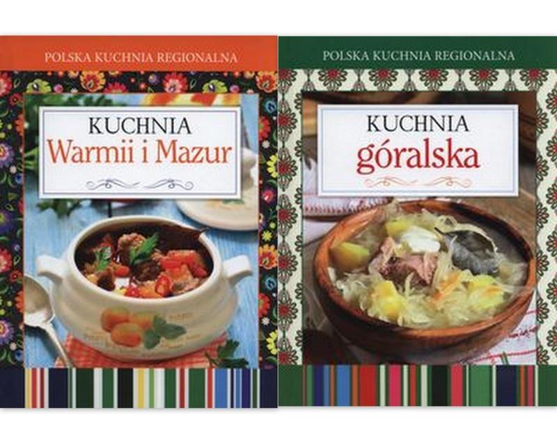 Kuchnia Warmii I Mazur Góralska Potrawy Przepis