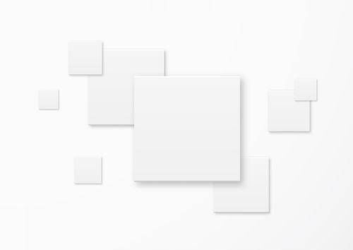 Fototapeta na wymiar abstrakcja kwadraty