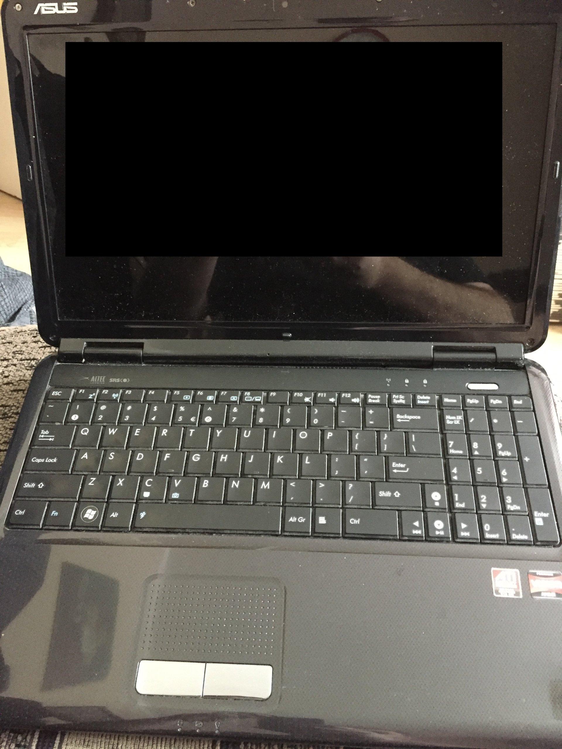 Asus K50AF Laptop Driver for Windows 7