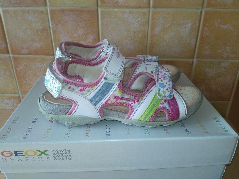 Sandały dziewczęce GEOX roz. 36