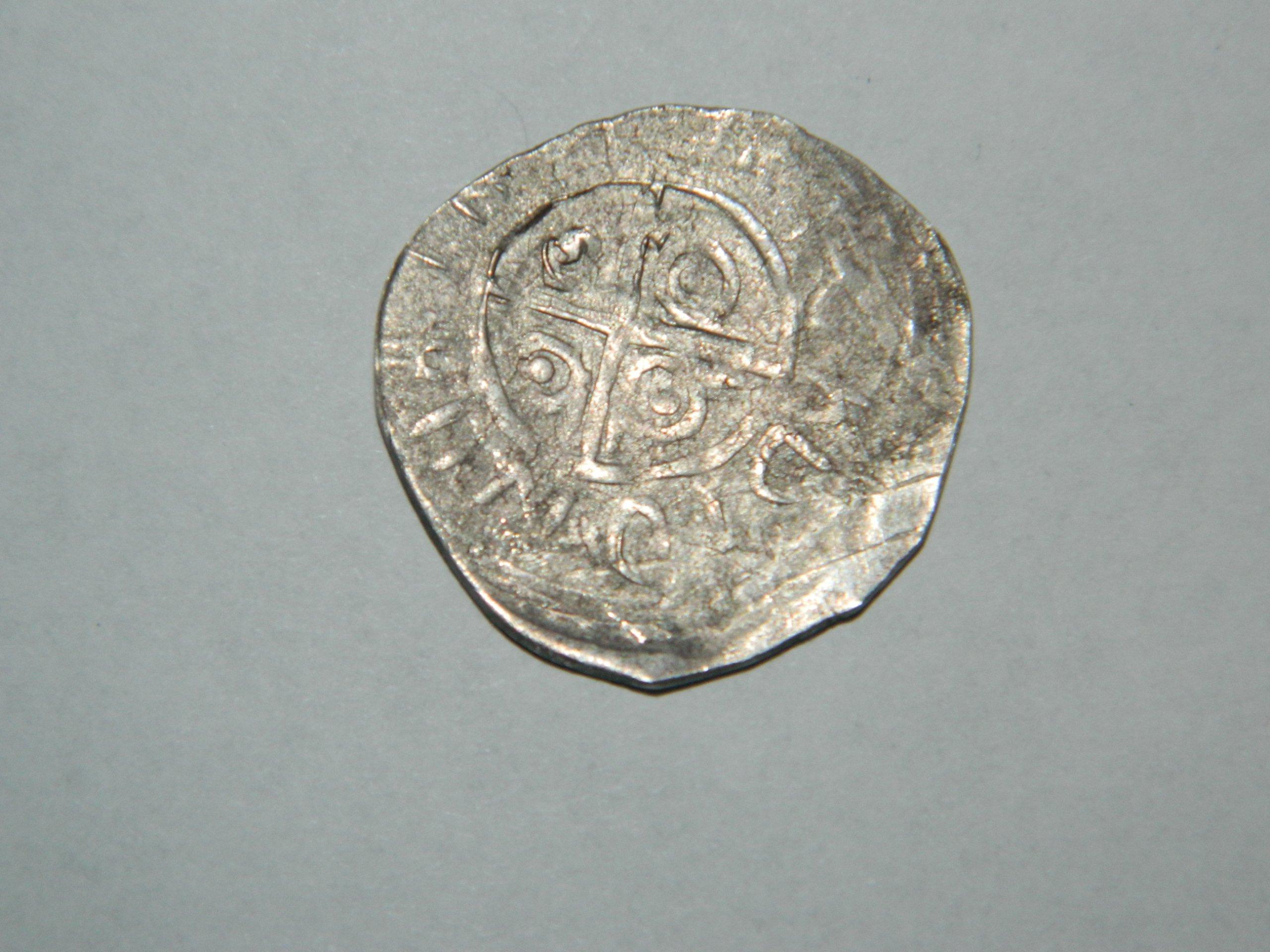 Bolesław I Chrobry 992-1025  denar princes polonie