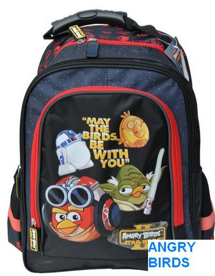 e10a450599d75 Plecak szkolny Angry Birds Star Wars II - 7183056667 - oficjalne archiwum  allegro