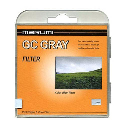 Filtr Marumi GC 58mm (szary połówkowy)