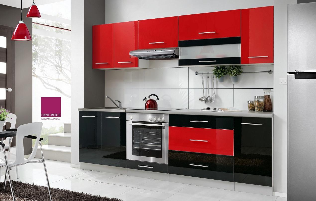 Poważnie Meble kuchenne Pati 2,6 m ! 7 kolorów ! DanyMeble - 6741800360 ZR99