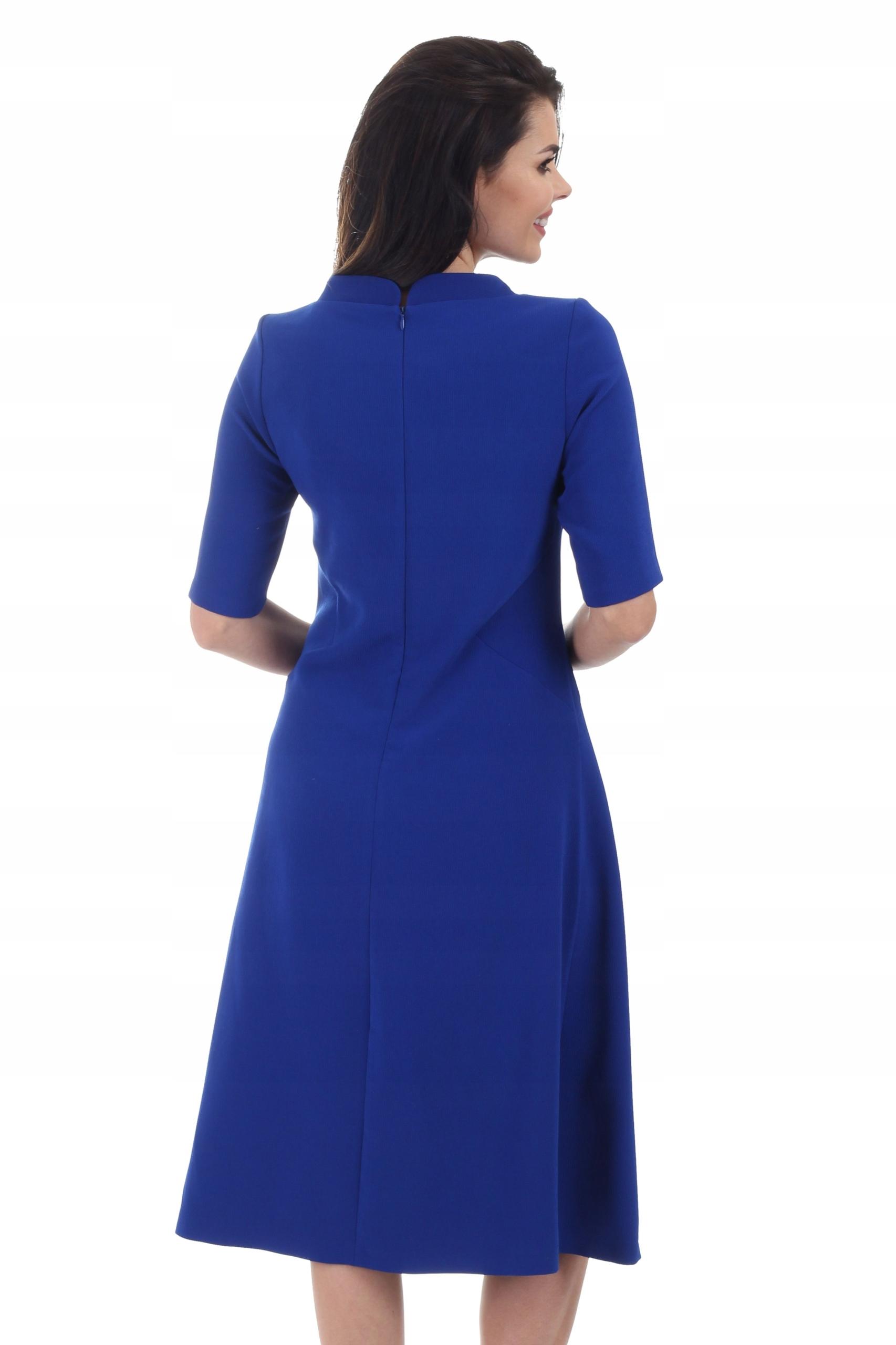 7a25460df6 Sukienka koktajlowa r.44 DŁUGA !!! LICYTACJA - 7642809885 ...