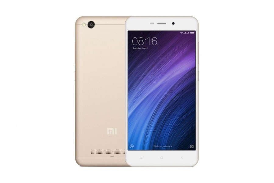 OUTLET Smartfon XIAOMI Redmi 4A 16GB 4G LTE Gold