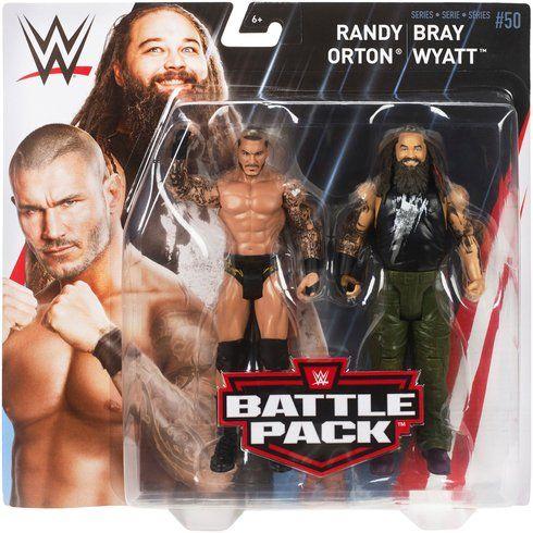 Wwe Randy Orton Bray Wyatt Battle Pack 7284796677