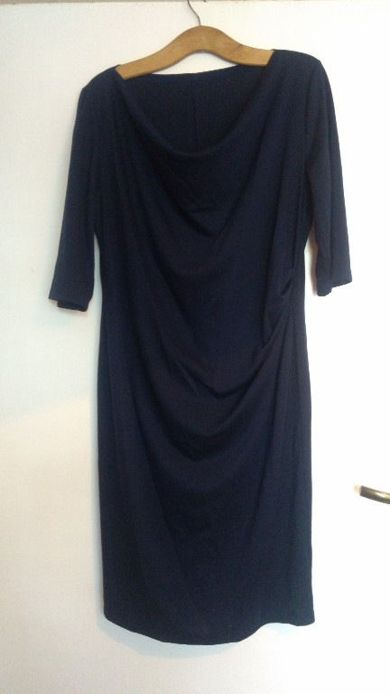 56b772c8be Elegancka sukienka damska rozmiar 50 - 7358131867 - oficjalne archiwum  allegro
