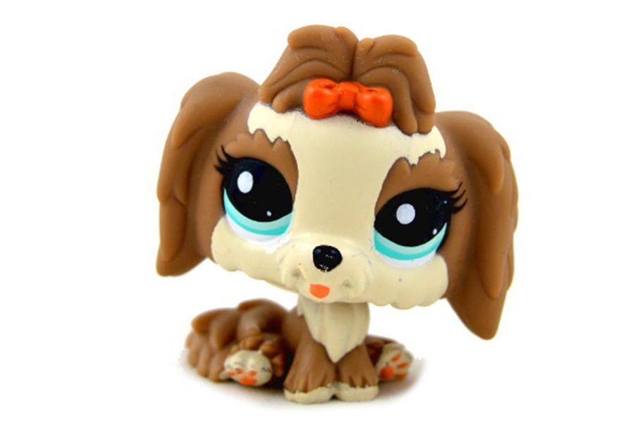 Littlest Pet Shop Pies Shih Tzu 2130 Lps 7717433706