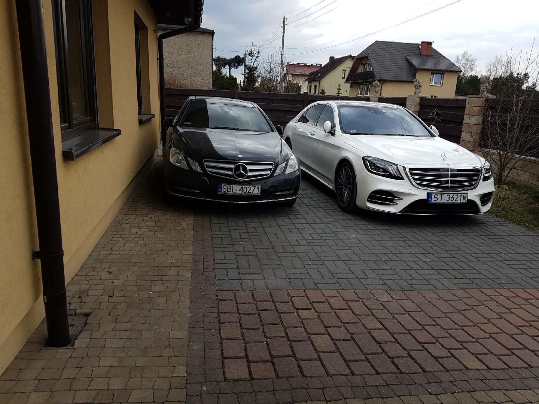 Mercedes E Coupe Gwarancja 1 Wł  netto+23%vat
