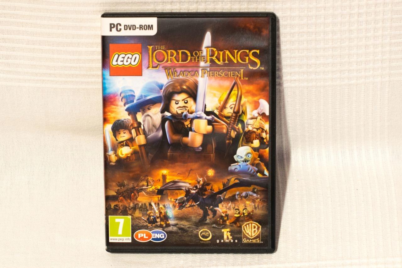 Lego Władca Pierścieni Pc Dvd 7436241645 Oficjalne Archiwum Allegro