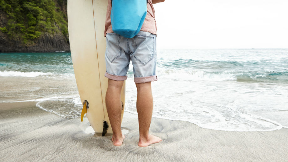 Jeansowe szorty – wygodna propozycja na weekendy i  nie tylko