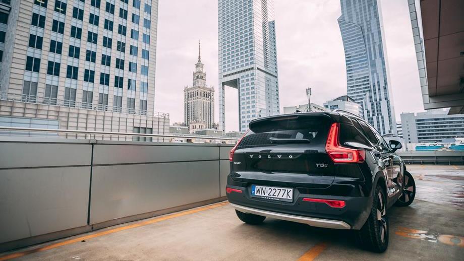 Volvo XC40: Samochód Roku 2018 – test