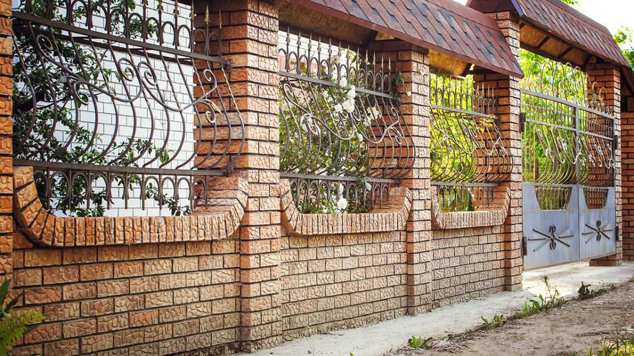 Jak odnowić ceglane ogrodzenie?
