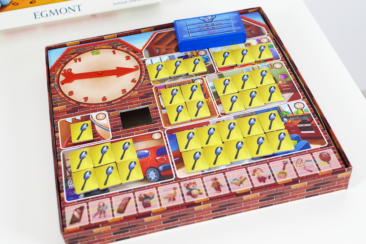Photo 8 Board pripravený hrať
