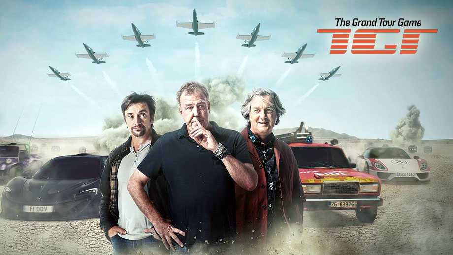 """""""The Grand Tour Game"""" – recenzja gry"""
