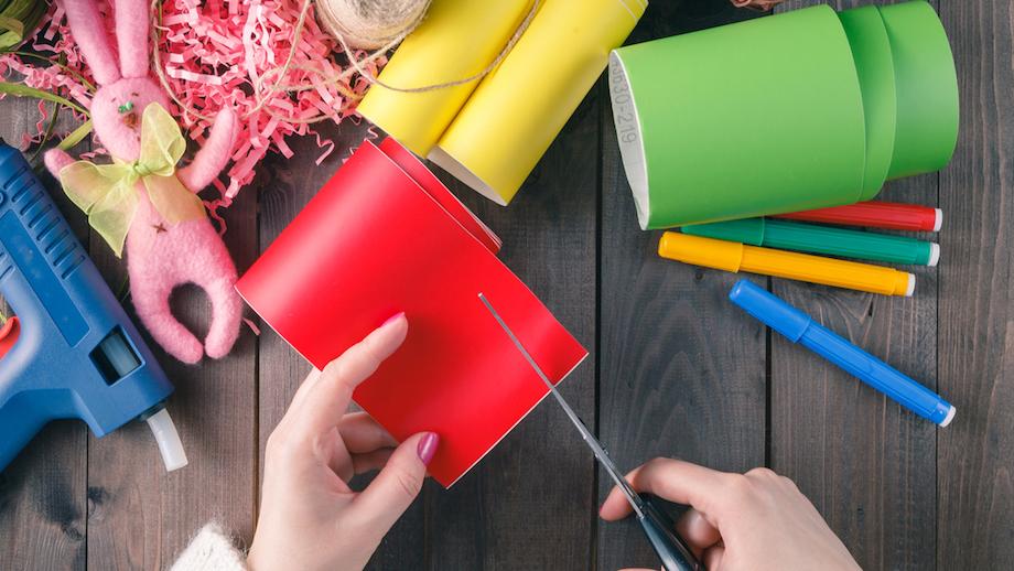 Pomysły na kartki świąteczne do wykonania z dzieckiem