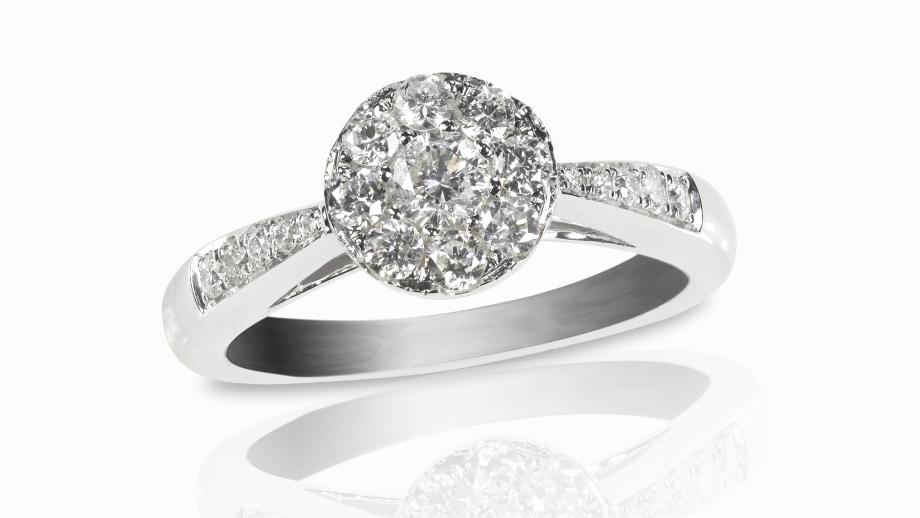 Pierścionki Zaręczynowe Z Białego Złota Jaki Wybrać Allegropl