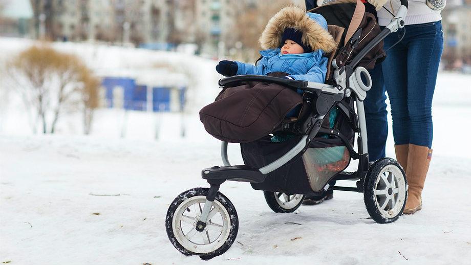 5 spacerówek z dużymi kołami na zimę
