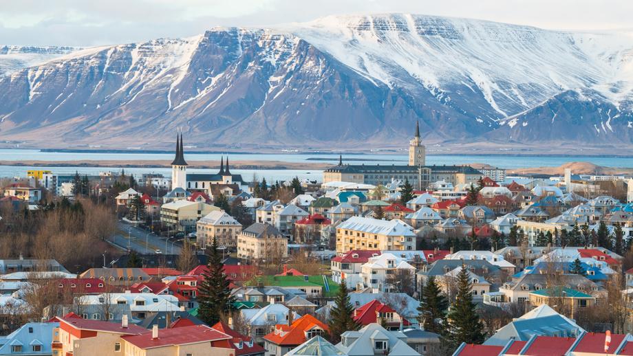 Książki z Islandią w tle