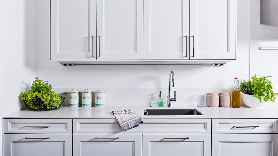 Biała kuchnia na 10 sposobów