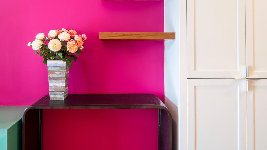 Jak Ożywić Wnętrze Dodatki W Kolorze Fuksji Allegropl