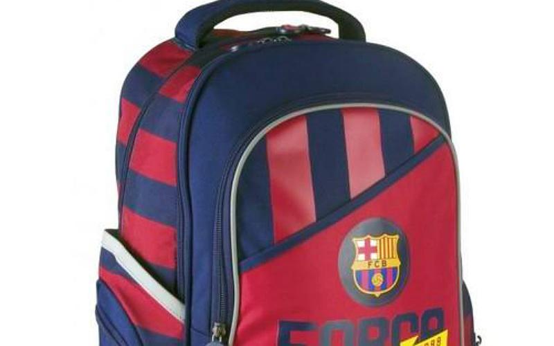 005f5a4ec7ab1 Real czy Barca? Plecaki i tornistry szkolne dla fanów piłki nożnej ...