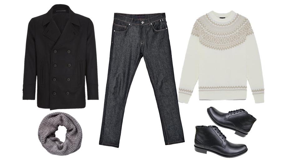 Wzorzyste swetry na zimowe chłody – pomysły na stylizacje z fantazją
