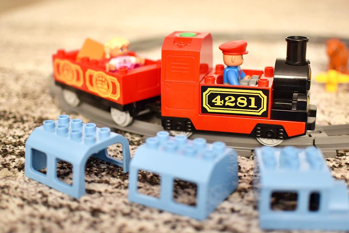 Fotografia 5 Vlak s odstránenými strechami