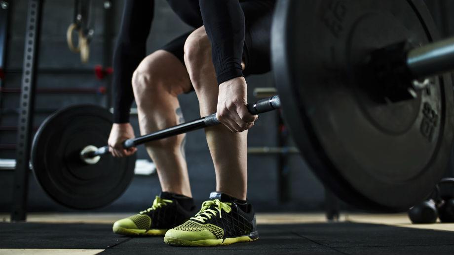 Jak wybrać buty na siłownię?