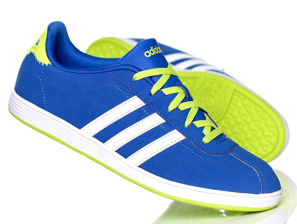Buty damskie Adidas Vlneo Court F39373 r. 38 23