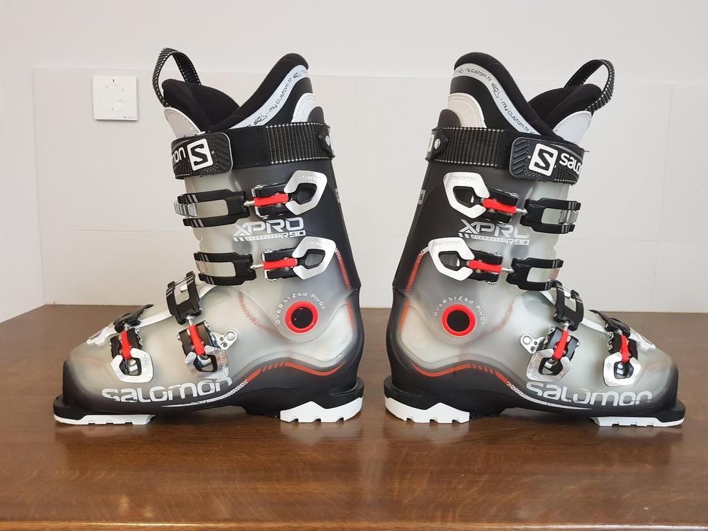 Buty narciarskie SALOMON X Pro R90 27,5 (42)