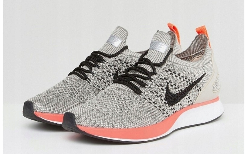 Archiwalne: Buty Nike Air Zoom Mariah Flyknit Racer white 38