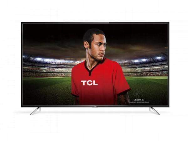 TELEWIZOR LED 43 Smart TV TCL U43P6006 4K UHD HDR