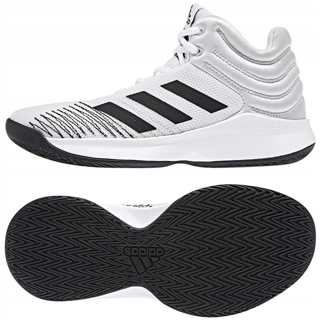 Buty koszykarskie adidas PRO Spark 2018 K Jr A 40